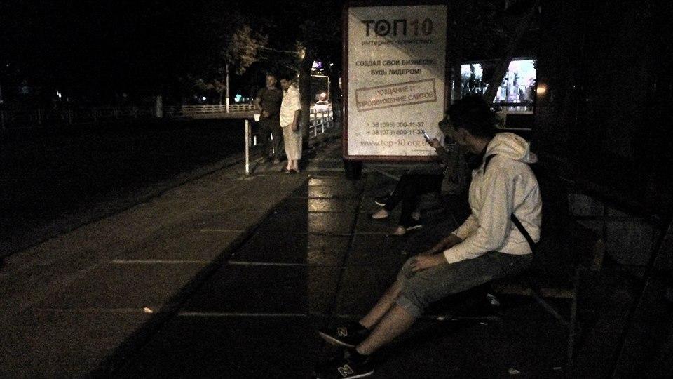 Вечерние маршрутки в Херсоне - миф?, фото-1