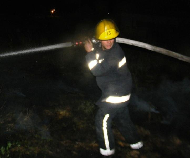 В останній день літа вогнеборці традиційно гасили пожежі в екосистемах, фото-2