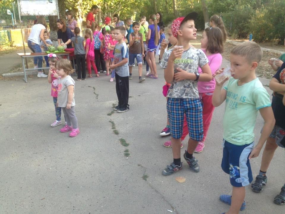 На Херсонщині відбулось свято для школярів, фото-2