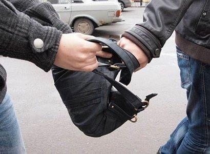 В Херсоне снова грабят на улице, фото-1