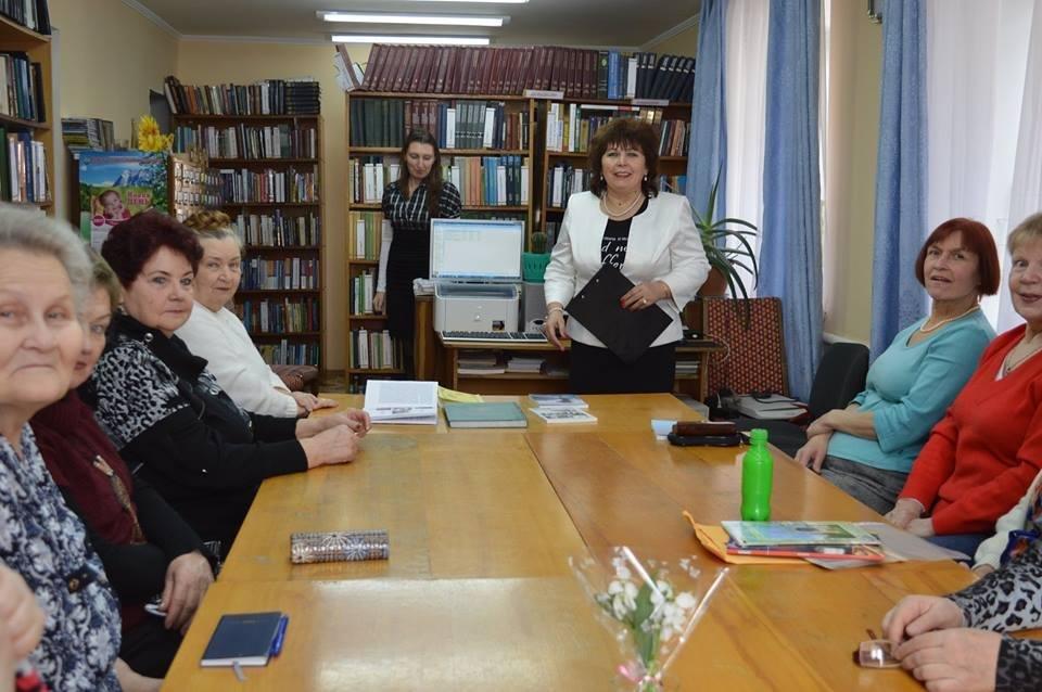 У херсонській бібліотеці розпочався учбовий рік, фото-1