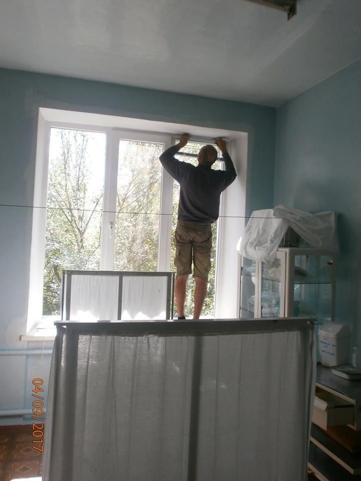 Херсонские волонтеры продолжают помогать Олешковской больнице, фото-1