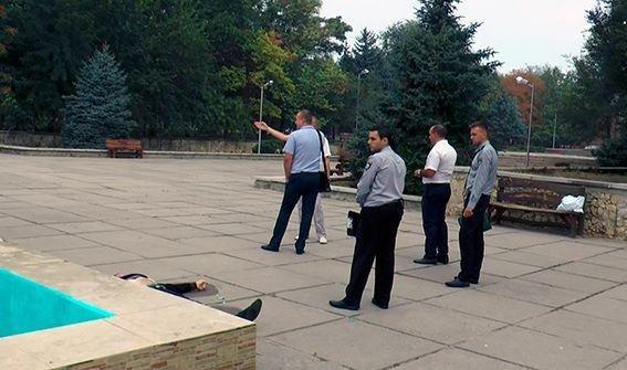 У Херсоні поліція встановлює обставини загибелі чоловіка, фото-1
