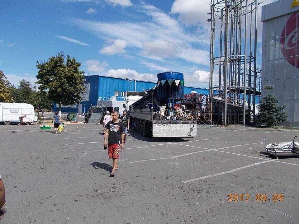 Цирк, который возмутил херсонцев, покинул город, фото-2