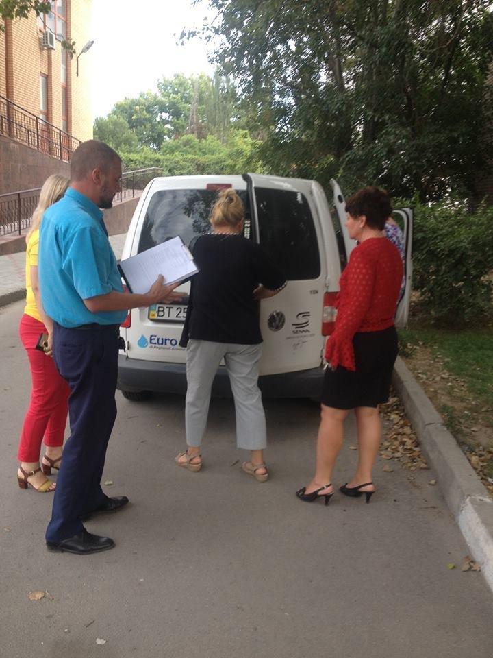 В Херсоне оштрафовали выездных торговцев, фото-1
