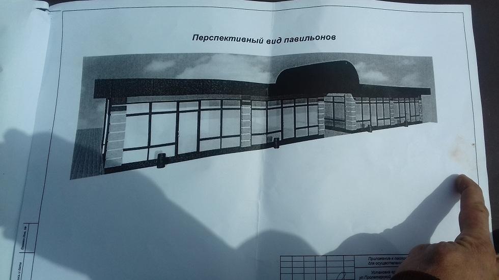 Нашествие МАФов в одном из райцентов Херсонщины, фото-2
