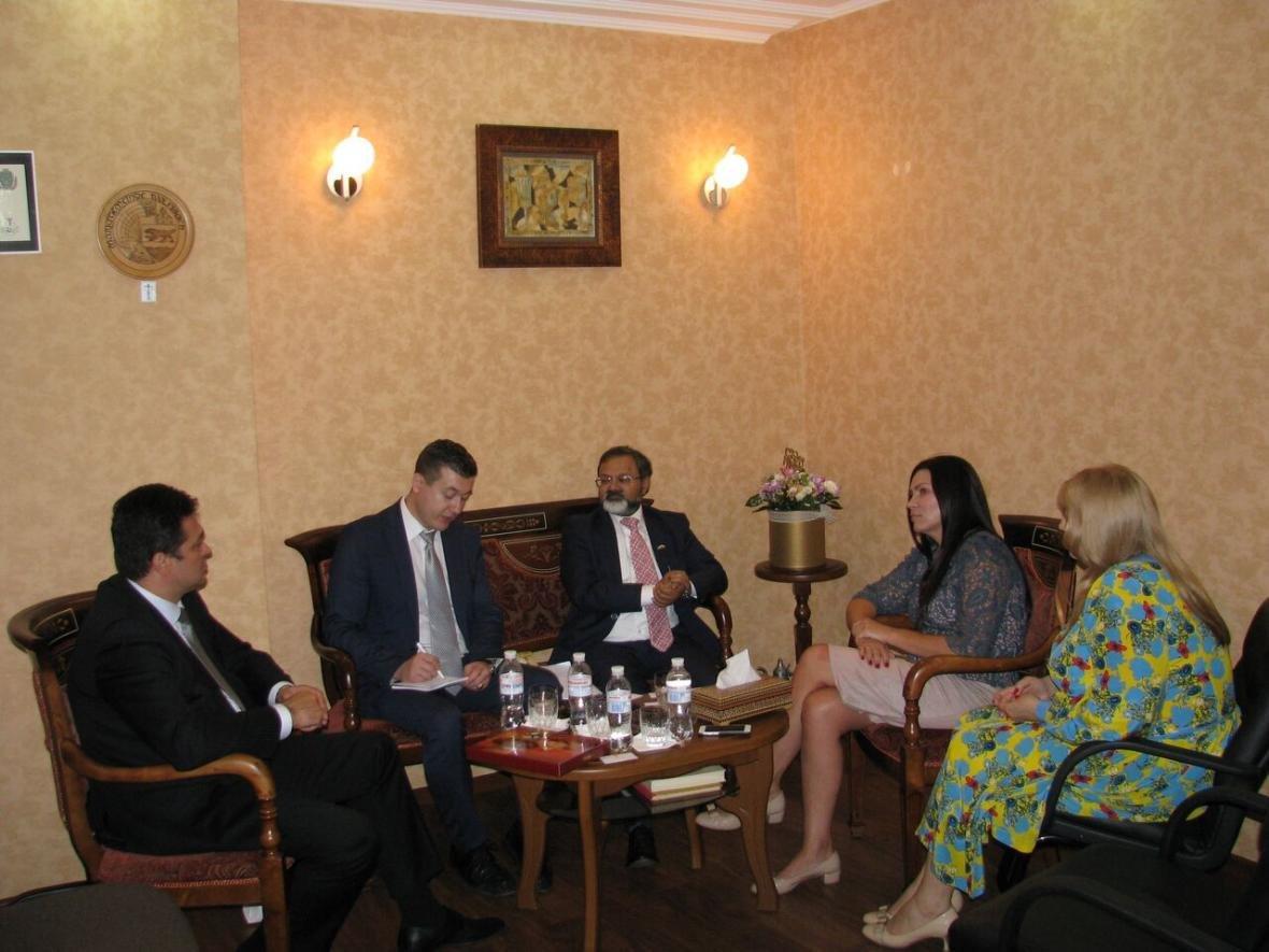 Херсонщина та Індія прагнуть розвивати інвестиційну співпрацю, фото-1