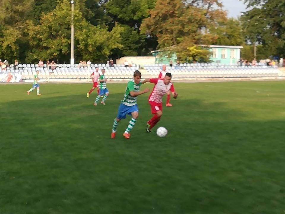 """Херсонский """"Кристалл"""" не смог победить """"Первомайск"""", фото-1"""