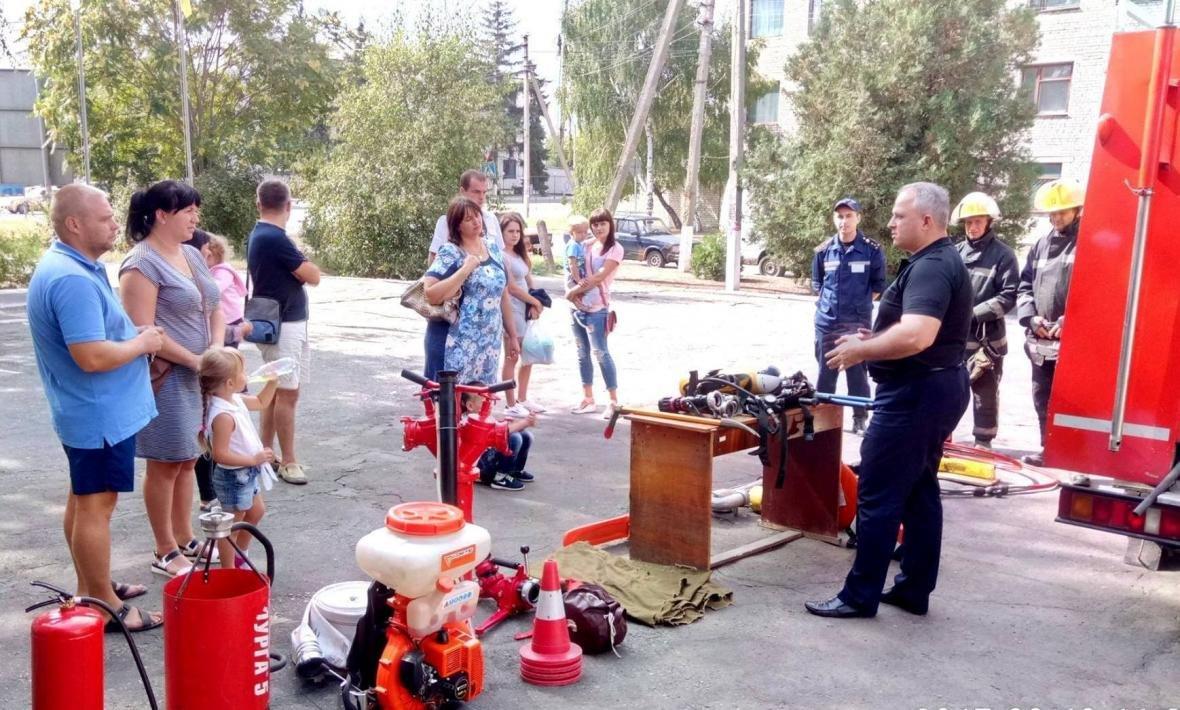 Екскурсії вихідного дня влаштовують каховські рятувальники, фото-1