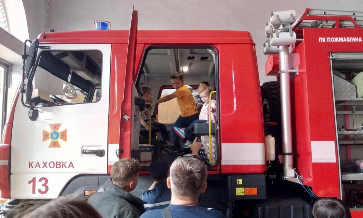 Екскурсії вихідного дня влаштовують каховські рятувальники, фото-2