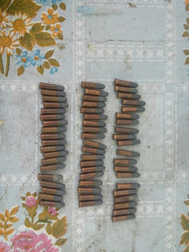 У жителя Нової Каховки вилучили 3 кілограми канабісу та понад півсотні патронів, фото-2