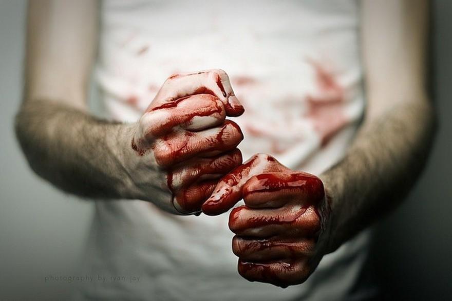Полиция Херсона разыскивает убийцу, фото-1