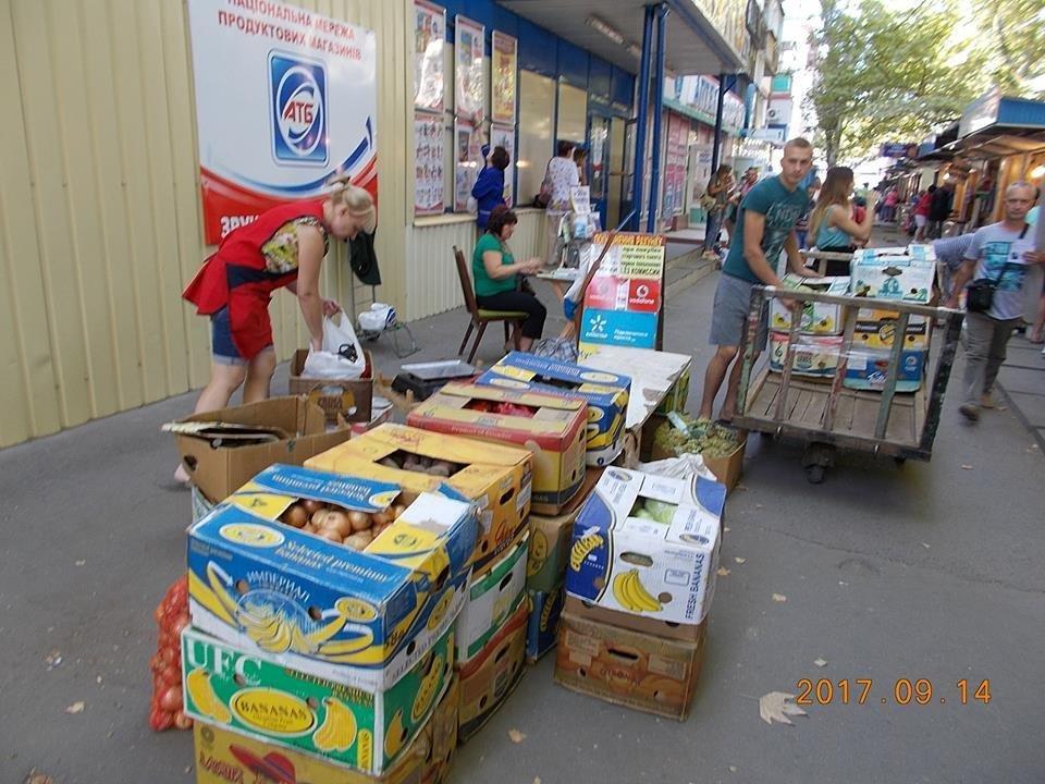 Инспекция по благоустройству Херсона проверила Днепровский рынок, фото-1