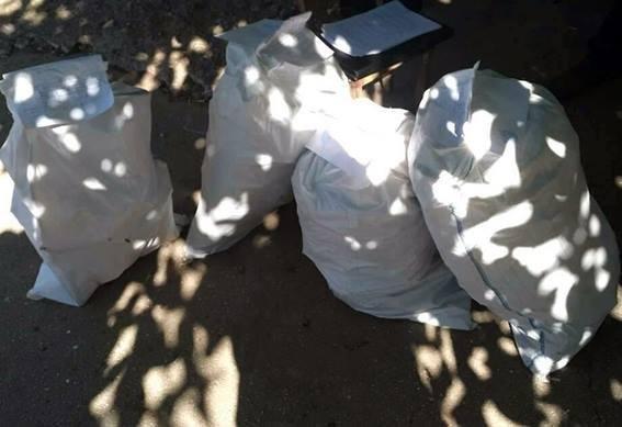 Дільничні офіцери поліції вилучили 5 кг коноплі у жительки Верхньорогачицького району, фото-1