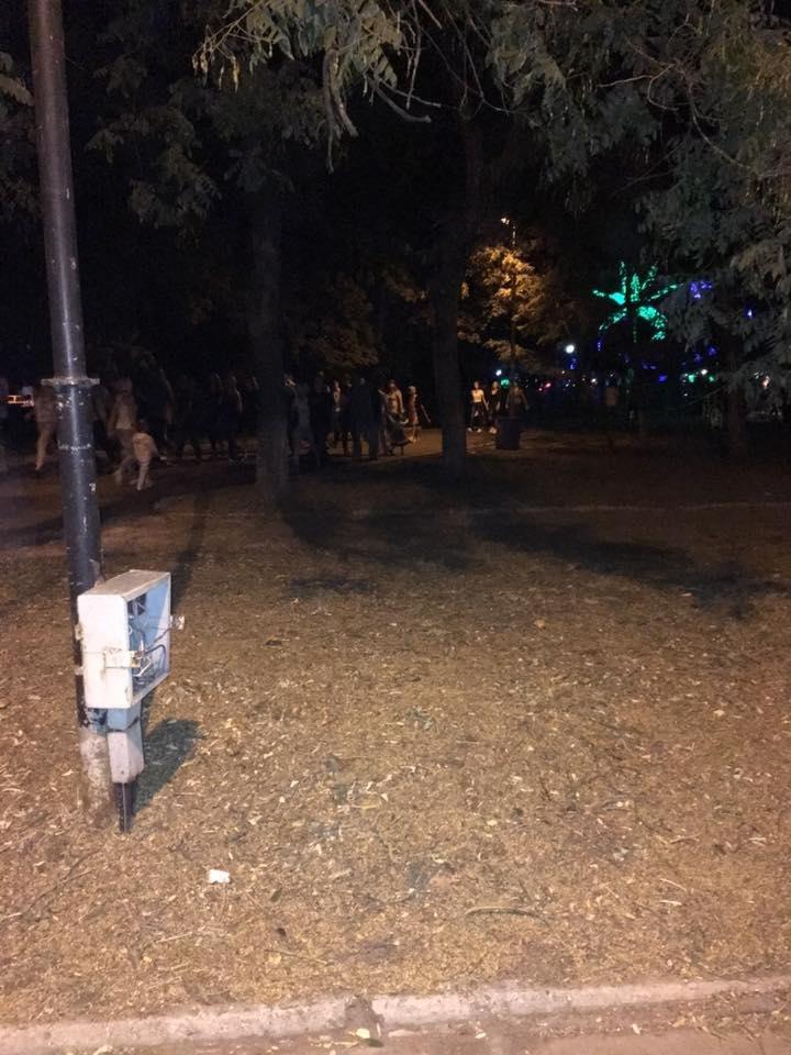 В херсонском парке детей ожидают неприятности, фото-2