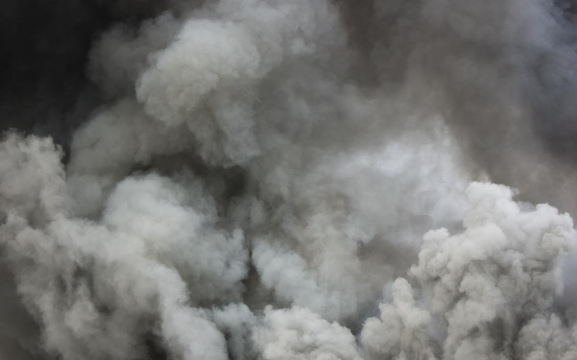 Жители админцентра Херсонщины каждую ночь просыпаются от дыма, фото-1