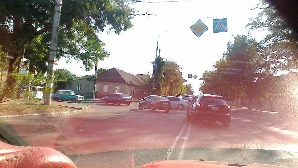 ДТП в Херсоне (фото), фото-2