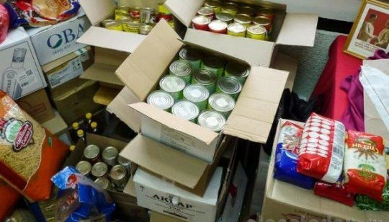 Гуманитарная помощь для херсонцев, пострадавших в пожаре, фото-1