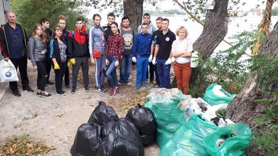Прошел первый день эко-акции на Херсонщине, фото-1