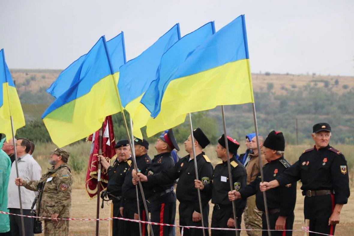 Херсонщина розпочала фестиваль козацької слави на Кам'янська Січі, фото-1