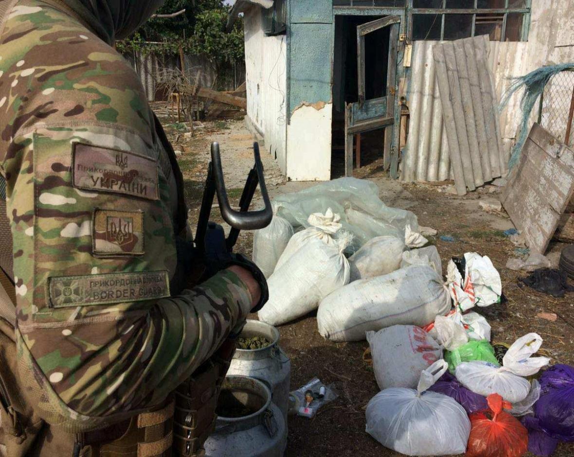 На Херсонщині правоохоронці виявили наркотиків на 11 мільйонів гривень, фото-1