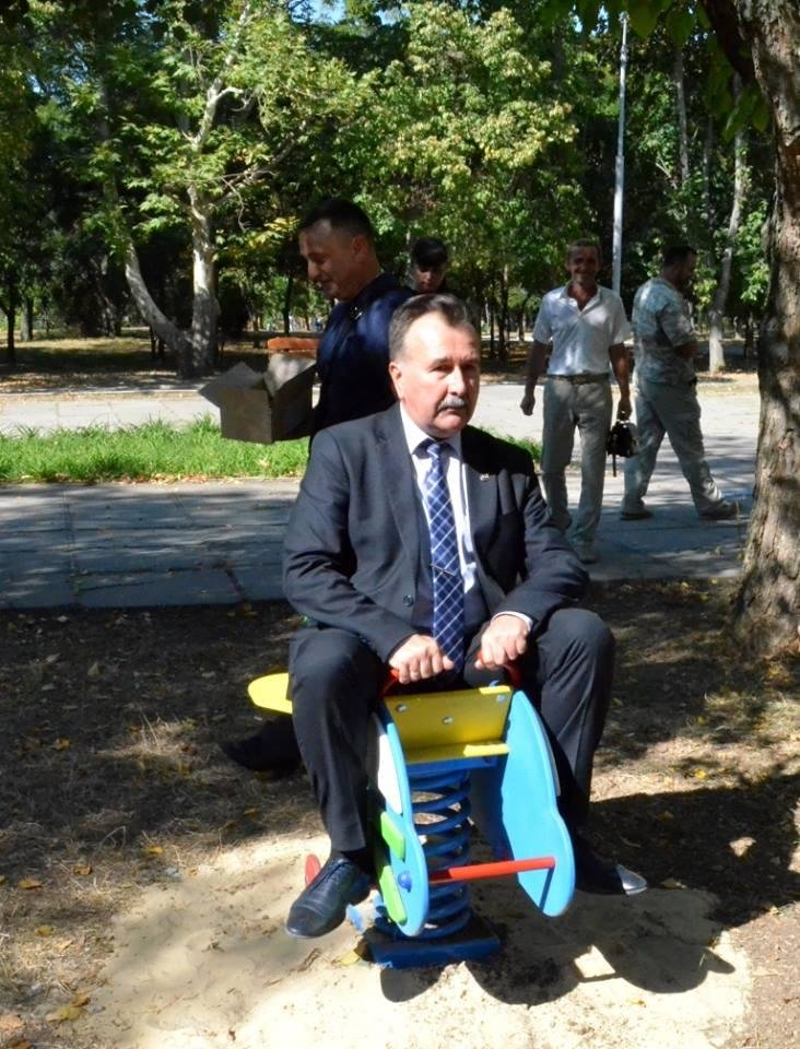 Херсонский городской голова проигнорировал инициативу активистов, фото-1