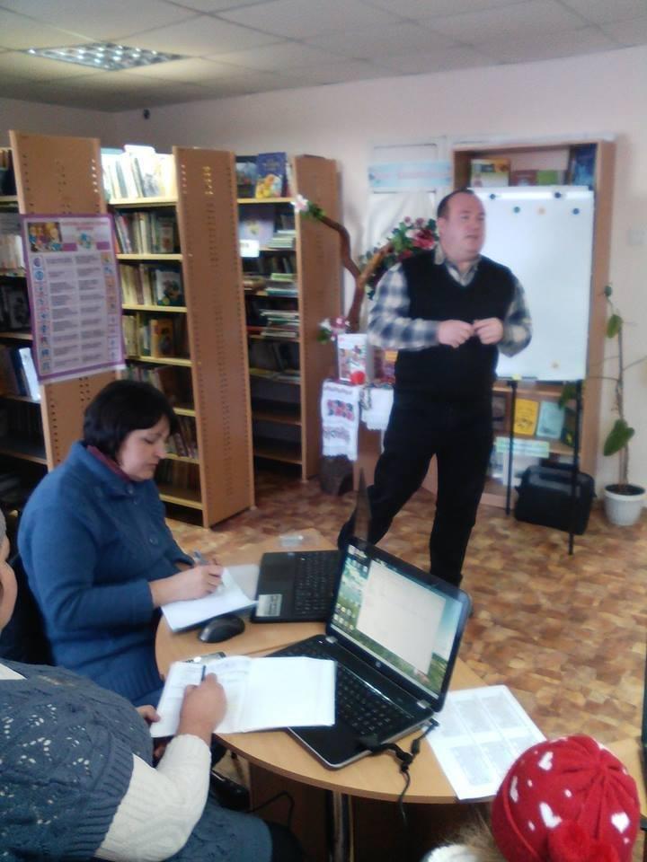 Херсонські бібліотеки продовжують навчати, фото-2