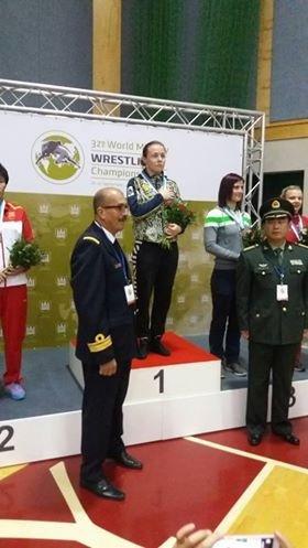 Херсонские спортсменки завоевали медали на Чемпионате мира по борьбе, фото-2
