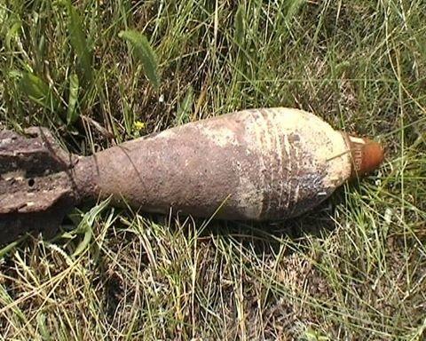 Вчора в області виявлено два снаряда , фото-1