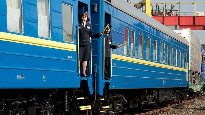 """Укрзалізниця призначила додатковий поїзд """"Київ - Херсон"""", фото-1"""