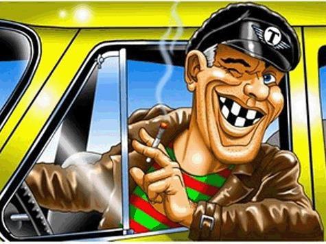 Таксисты хамят херсонцам, фото-1