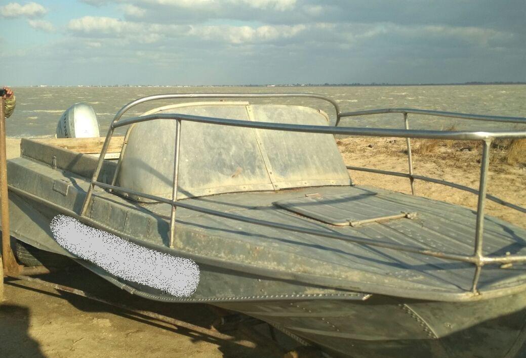 На Херсонщині прикордонники припинили незаконний вилов риби на суму близько півмільйона гривень, фото-2