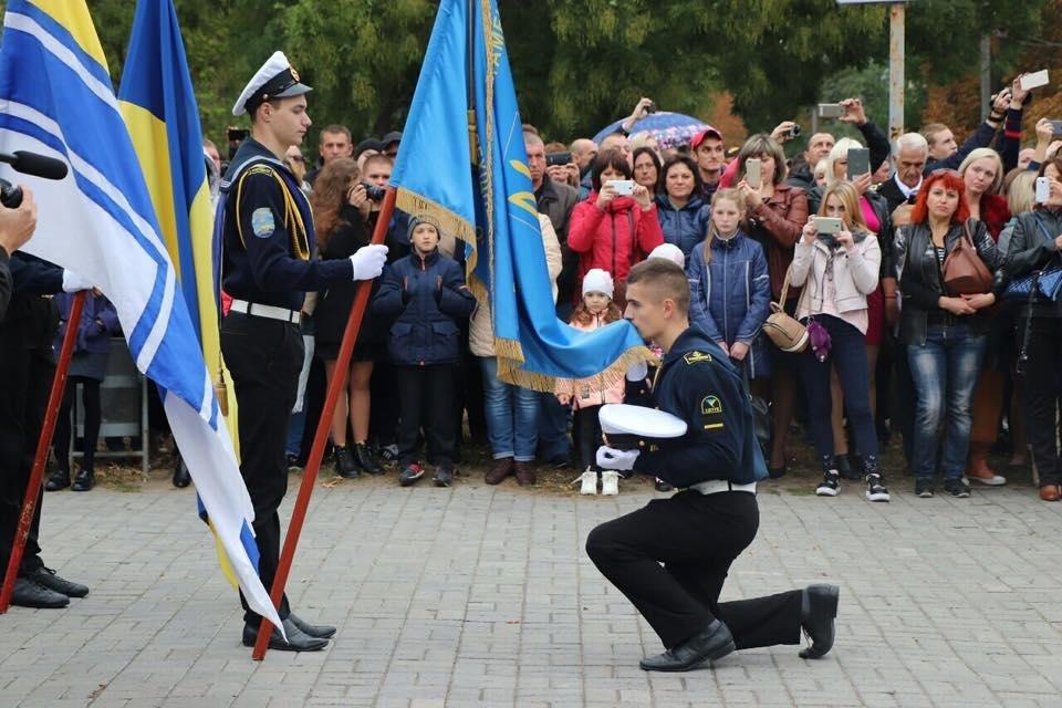 Херсонские курсанты прошли посвящение, фото-1