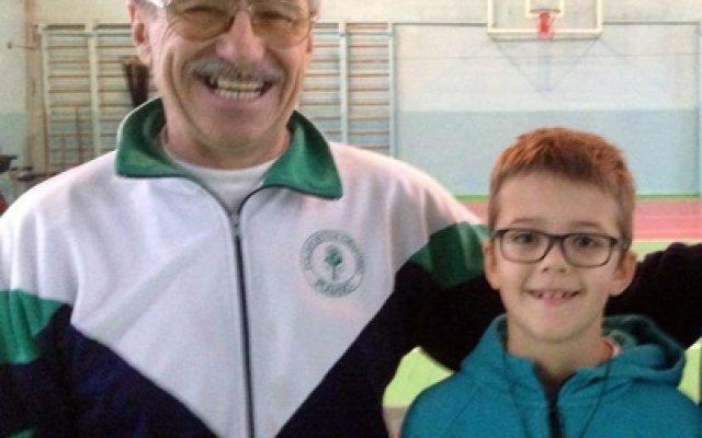 Выходец из Херсонщины выиграл ракетку из белого золота на теннисном турнире, фото-1