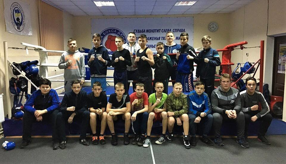 Херсонские боксеры начали подготовку к зональному чемпионату Украины, фото-1