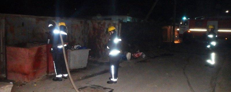 Вчора вогнеборці тричі гасили займання сміття, фото-1