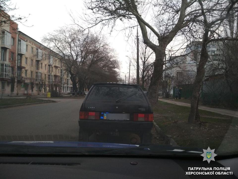За добу херсонські поліцейські затримали 9 нетверезих водіїв , фото-1