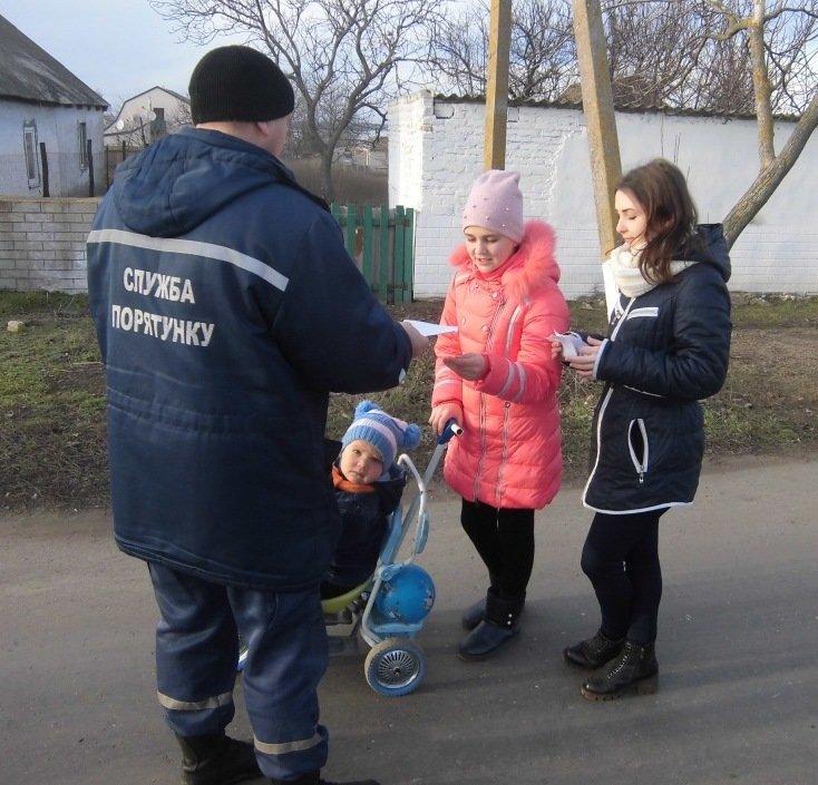 Рятувальники продовжують проводити усну пропаганду серед населення, фото-1