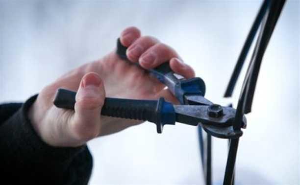 В Херсоні поліцейські затримали підозрюваного у крадіжках телефонного кабелю , фото-1