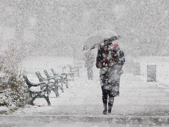 Синоптики обещают снегопад на Херсонщине, фото-1