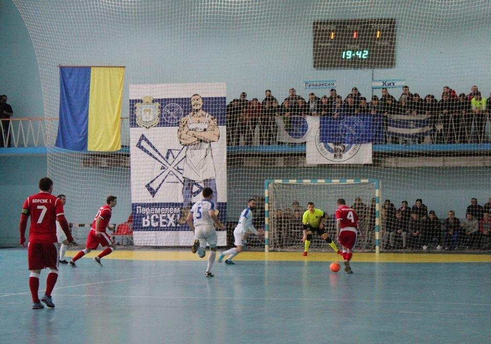 Херсонские футзалисты вышли в 1/4 финала Кубка Украины, фото-1