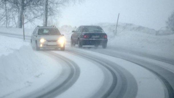 На Херсонщине из-за непогоды ограничат движение транспорта , фото-1