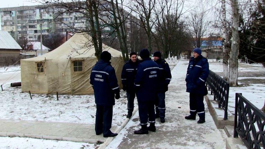 Херсонский градоначальник распорядился о подготовке к установке пунктов обогрева, фото-1