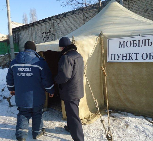На Херсонщине открыто 130 пунктов обогрева, фото-1
