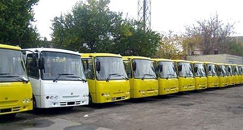 Обновлять автопарк херсонских коммунальных перевозчиков будут в лизинг, фото-1