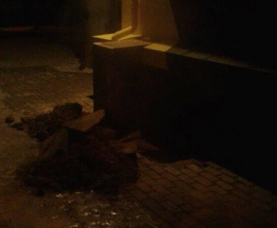 У херсонских тепловиков снова авария, фото-1