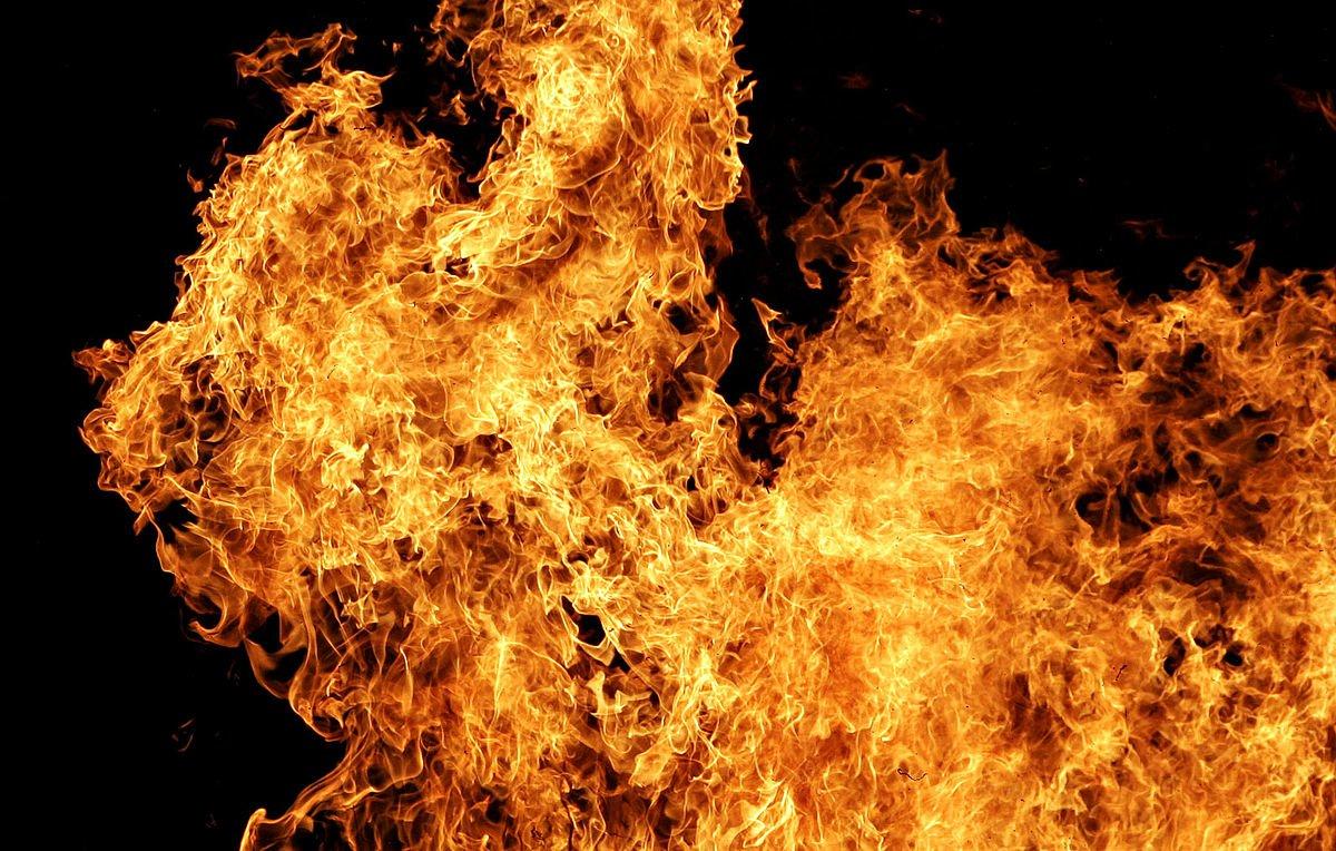 На Херсонщині у пожежі загинула людина, фото-1