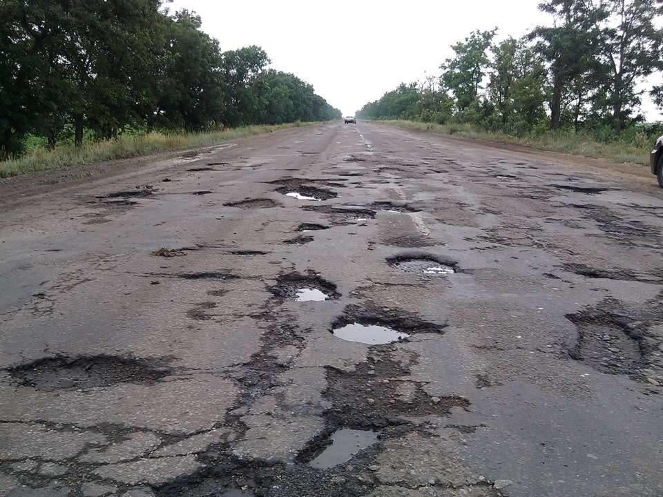В Херсонской ОГА будут определять первоочередные автодороги области, фото-1