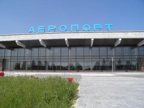 Реконструкцией террасы херсонского аэропорта займется киевская фирма, фото-1