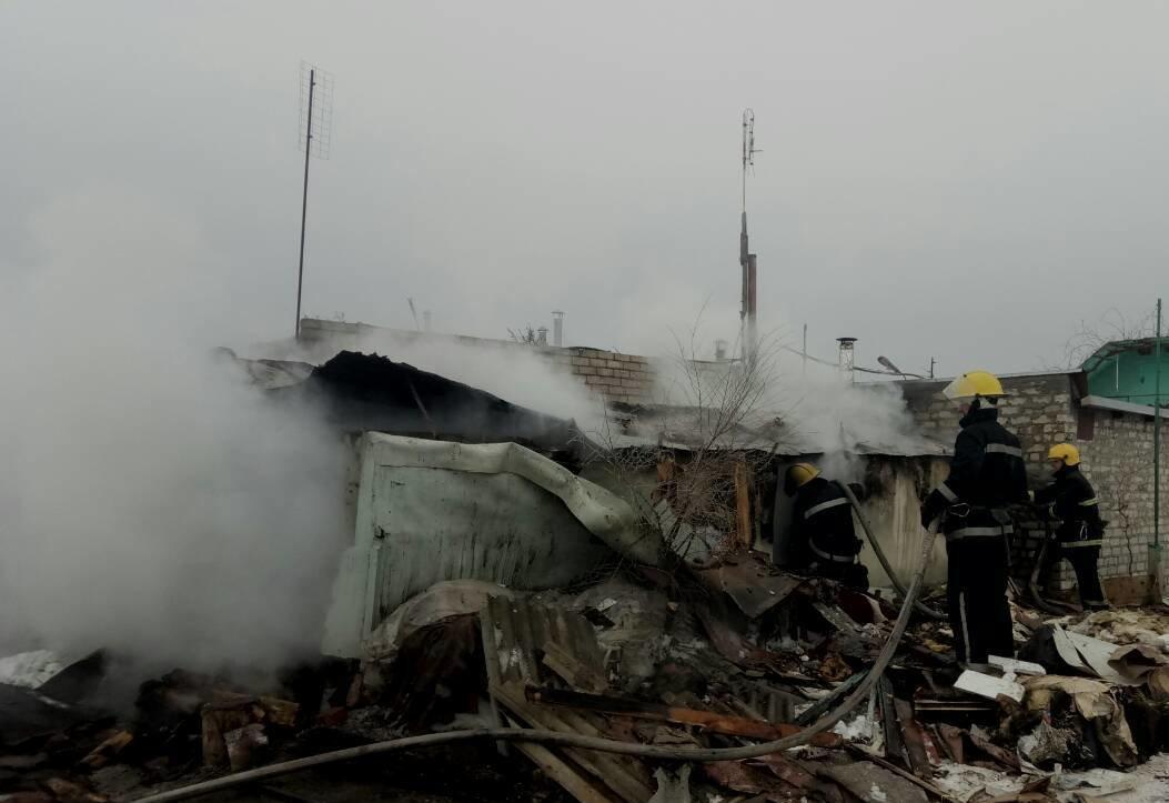 В області спостерігається ріст пожеж, - ДСНС у Херсонській області, фото-1
